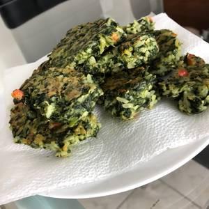 Croquetas de acelga y arroz FÁCILES