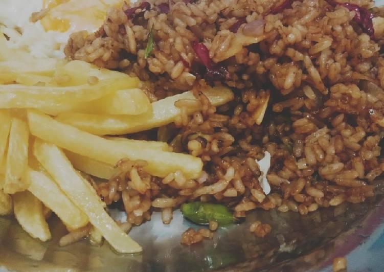 Resep Nasi Goreng Ala Anak Kos Paling dicari