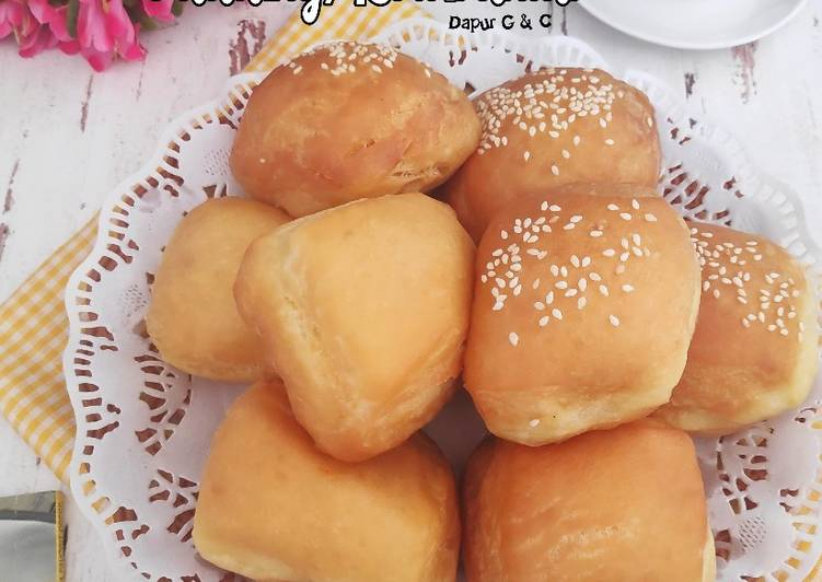 Resep Odading/roti bantal Yang Enak
