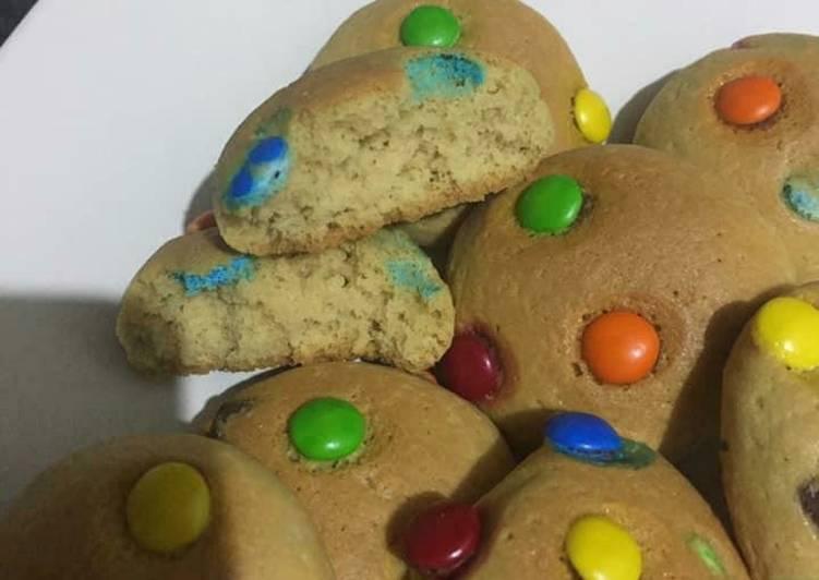 Recipe of Super Quick Homemade Bunties Cookies