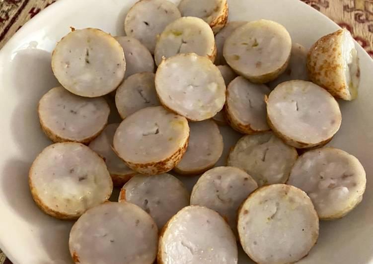 Kue Pancong/ Bandros