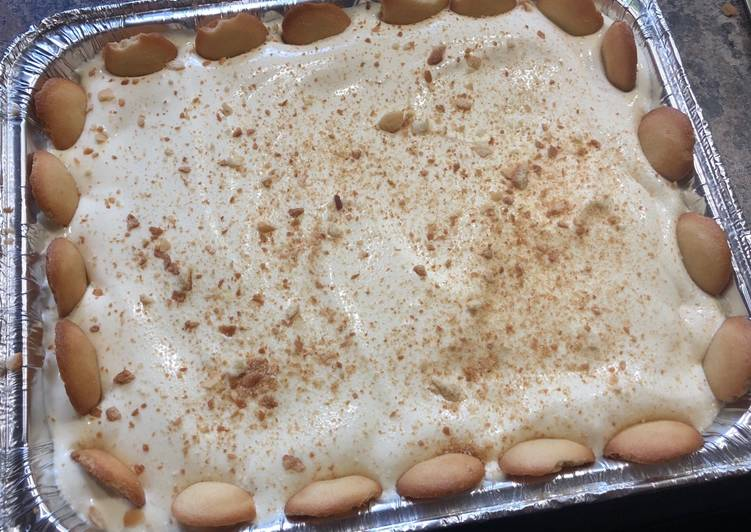 Best Banana Pudding EVER!