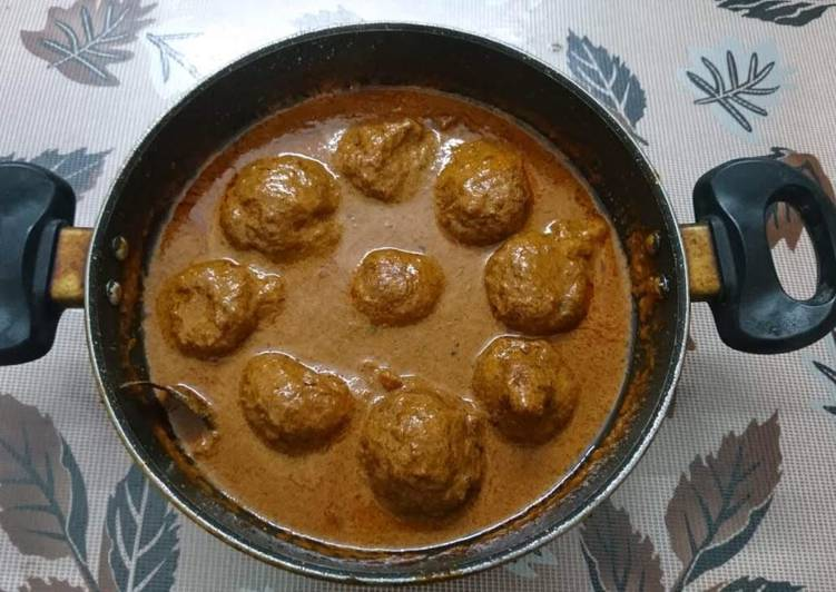 Recipe of Ultimate Aloo Cheese Kofta