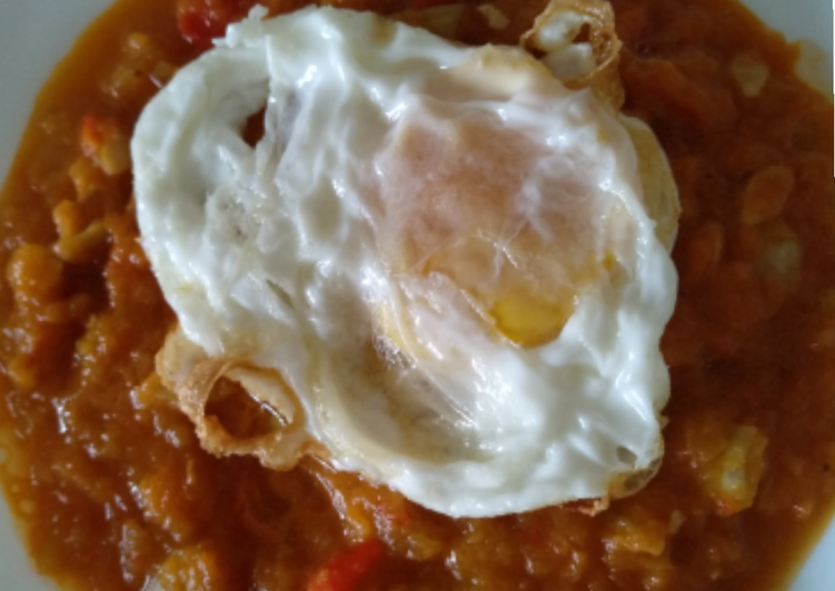 Pisto Con Huevo En Monsieur Cuisine Connect Receta De Chari
