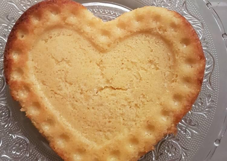 Comment faire Faire Parfait Gâteau fondant au citron🍋
