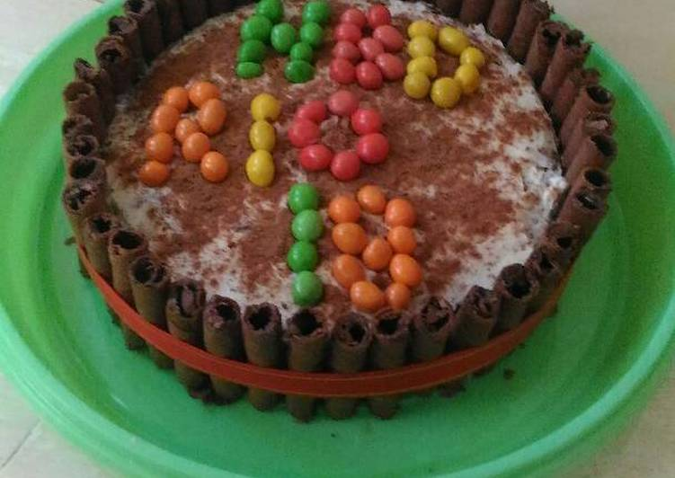 Resep Kue tart sederhana Paling Gampang