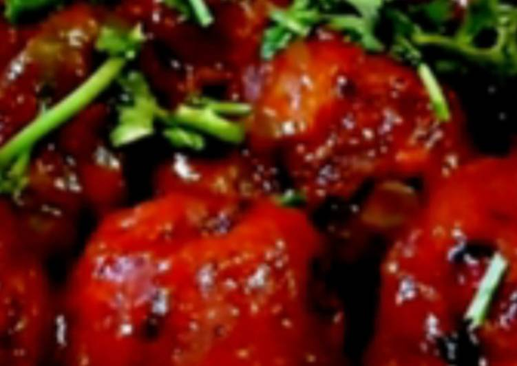 Mixed Vegetables dry Manchurian