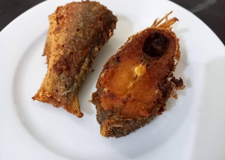 Bandeng goreng