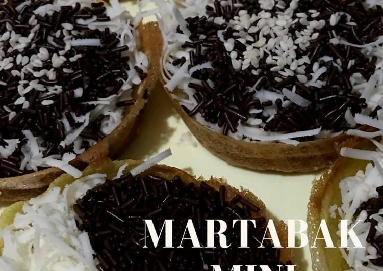 Martabak Manis Mini anti gagal #CABEKU #PakKetipakTepung