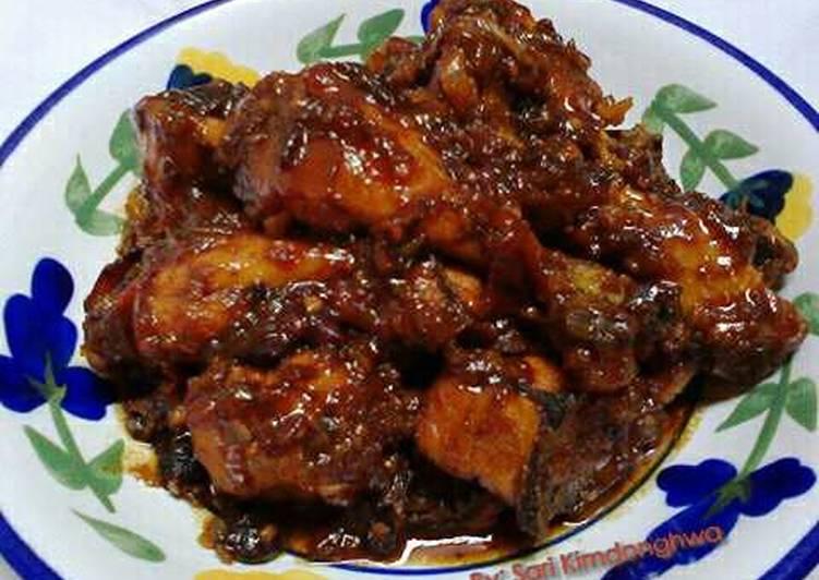 Ayam Kecap Asam Manis