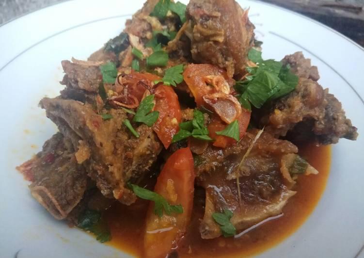 Resep Tengkleng Sapi oleh ayusagastia - Cookpad