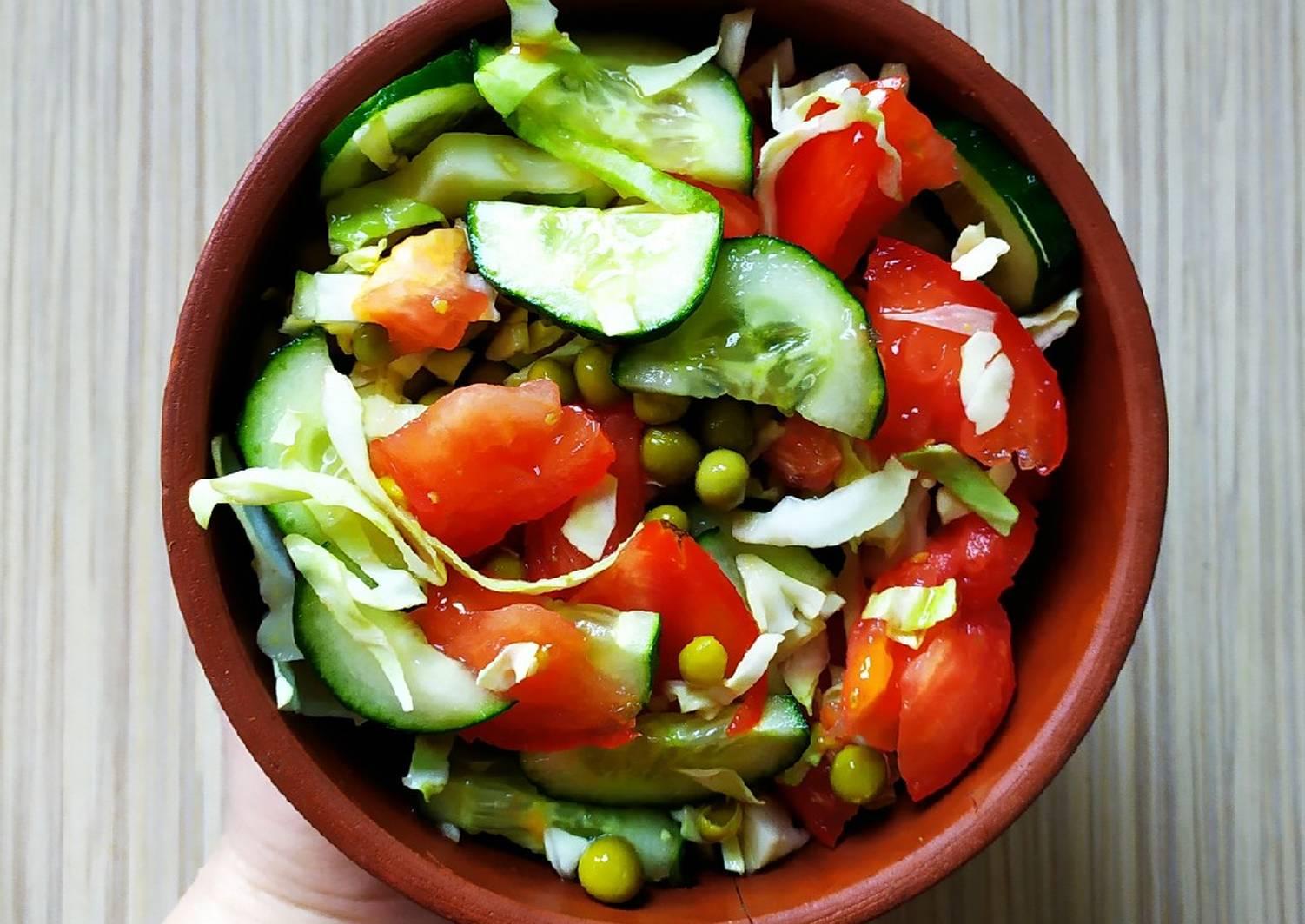 Салат екатерина рецепт с фото