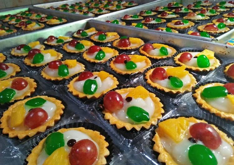 Resep Fruit pie Paling Mudah
