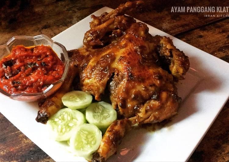 Resep Ayam Panggang Klaten Oleh Indah Kitchen Cookpad