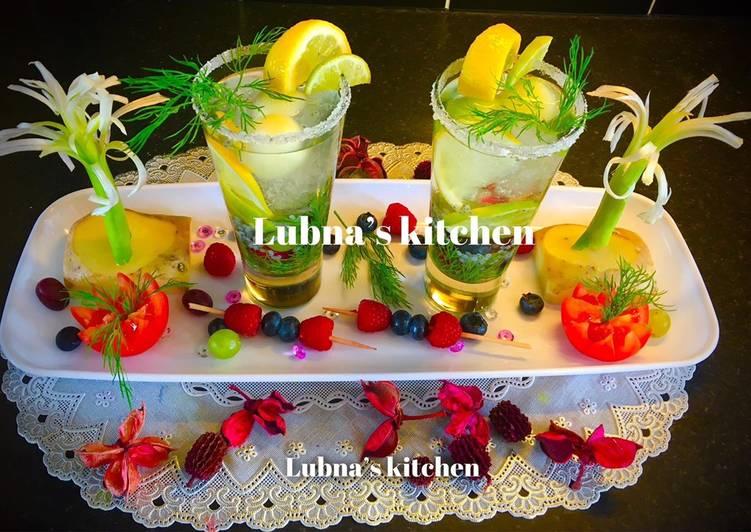 Recipe of Homemade Sharbat_E_Rayhan (Drink Rayhan)