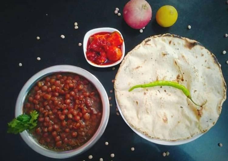 Recipe: Yummy Dry pigeon peas sabji