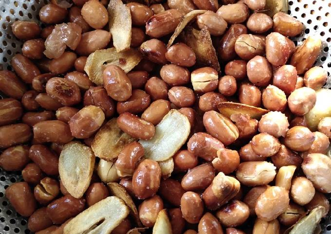 Simple Way to Make Any-night-of-the-week Nutty Snack