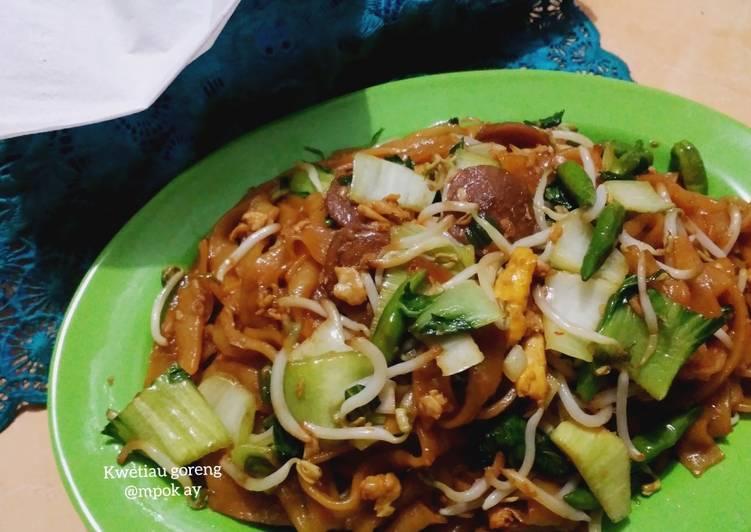 Resep Kwetiaw goreng, Lezat