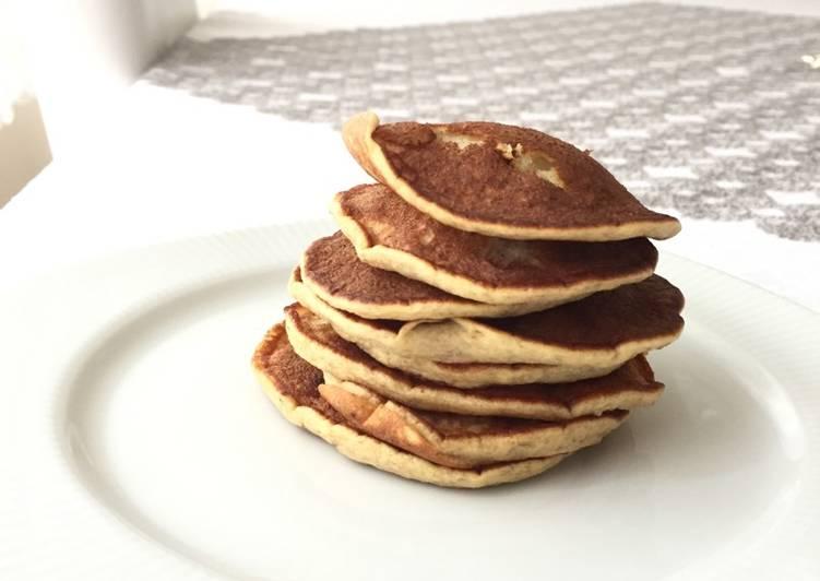 Step-by-Step Guide to Make Favorite 2 ingredients pancake