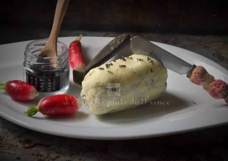 Recette Délicieuse Fabriquer son beurre maison, en 15 minutes