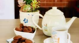 Hình ảnh món Coffee bean cookie