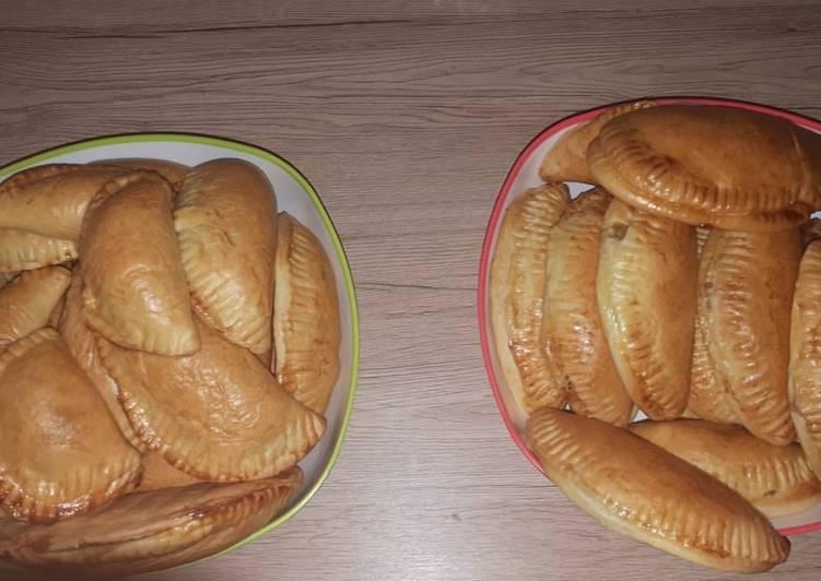Nigerian Chicken Pie