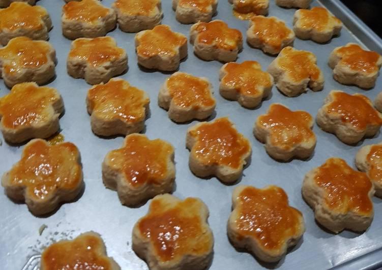 Resep Kue Kering Kacang Tanah oleh Mira Rachmawati - Cookpad