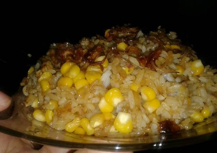Nasi Goreng Jagung