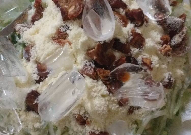 How to Make Perfect Cucumber garri