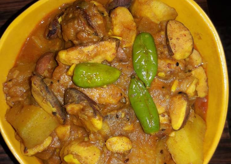 5 Easy Dinner Jackfruit seed  curry