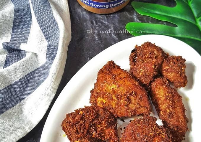 Ayam Goreng Berempah Hexa