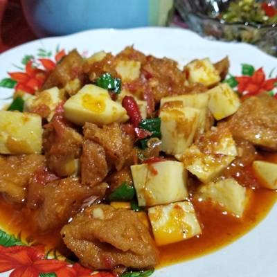 Resep Putih Telur Masak Pedas Oleh Ummu Alula Cookpad