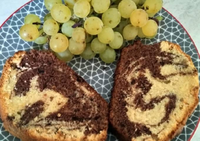 Gâteau marbré façon Felder