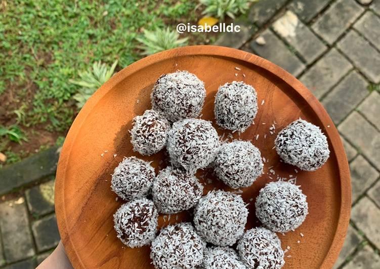 110. Dark Choco Truffle (Vegan, Gluten Free)