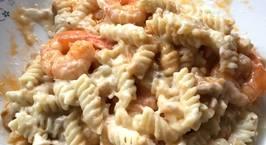 Hình ảnh món Pasta hải sản sốt bơ sữa