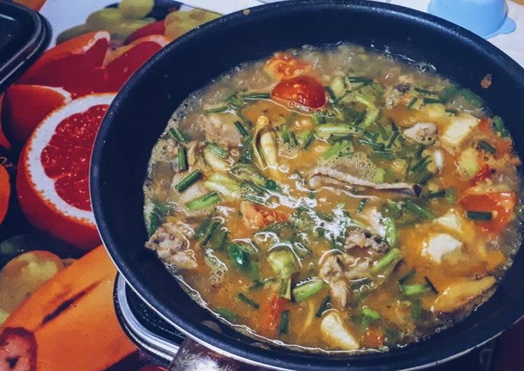 Resep Tetelan Ayam Kresengan Pedas Oleh Avinda V Dewi Cookpad