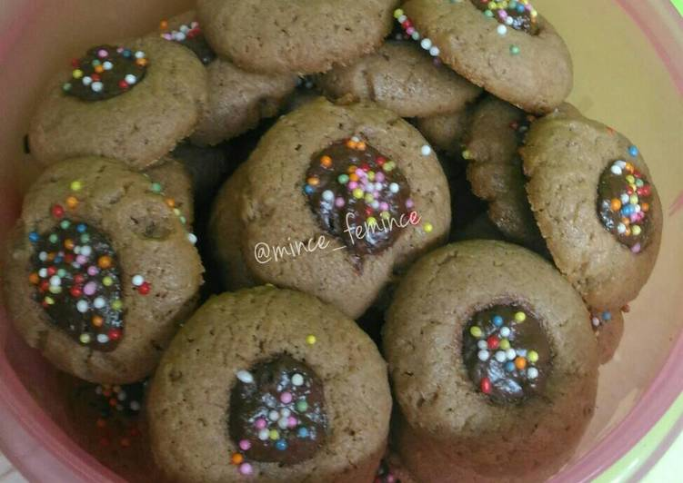 Tiramisu Cookies Topping Ovomaltine