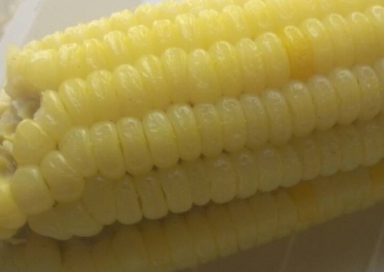 Easiest Way to Make Perfect Boiled maize