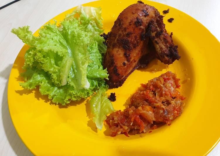 Resep Ayam Penyet Sambal Bawang istimewa