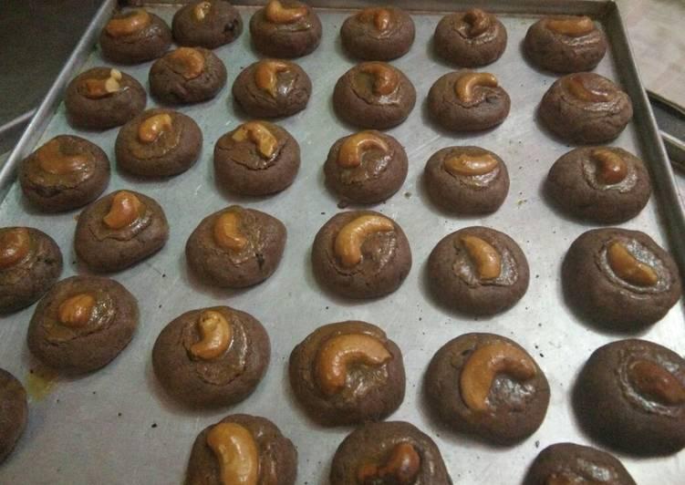 Resep Kue Kering Choco Chip Mede Oleh Kome Patria Cookpad