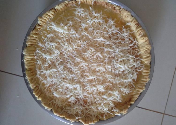 Resep Kue Lontar / Pie Susu Paling Top