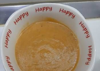 Easiest Way to Make Yummy Red lentil soup