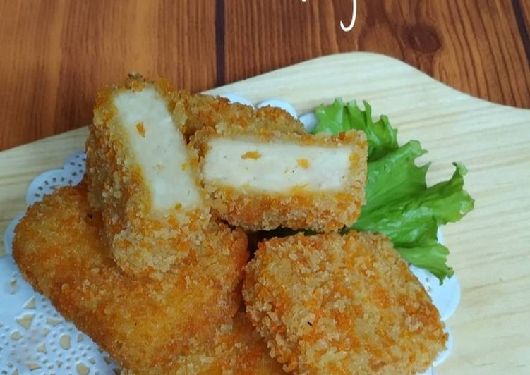 Nugget Ayam Wortel Keju