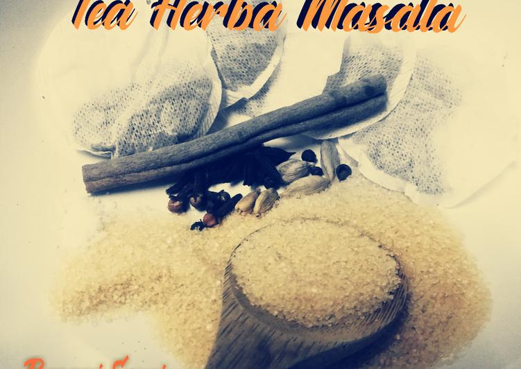 Tea Herba Masala Suri - resepipouler.com