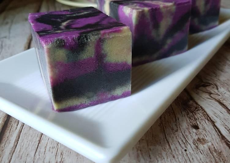 Puding roti chocolate - velavinkabakery.com