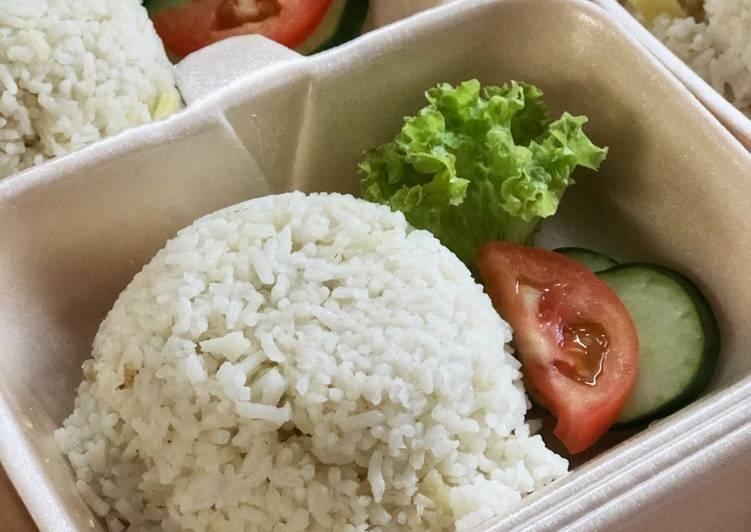 Nasi Ayam Mudah