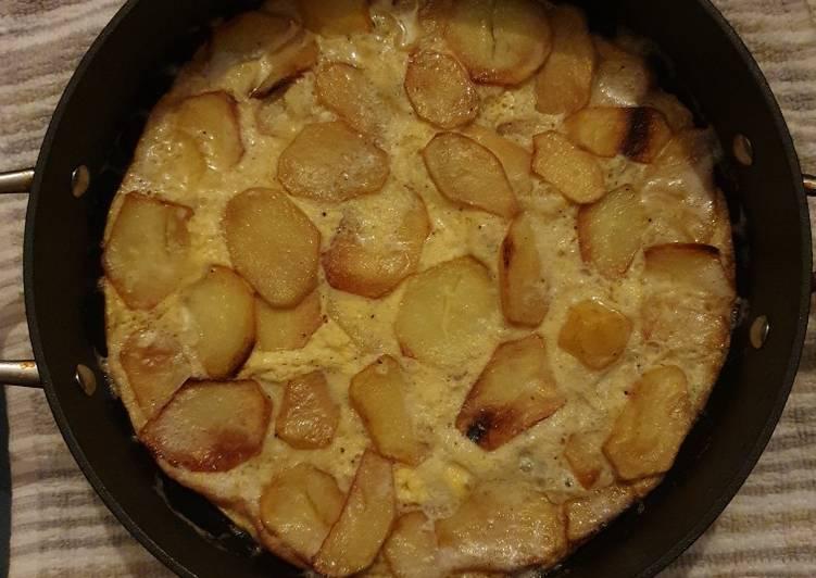 Chip Omelette