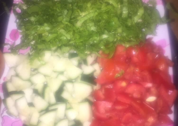 Recipe of Favorite Lettuce salad 🥬
