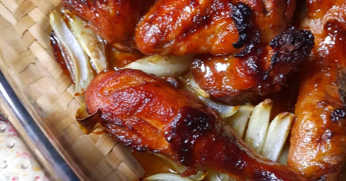 40 Resep Ayam Panggang Bumbu Ngohiong Enak Dan Sederhana Ala Rumahan Cookpad