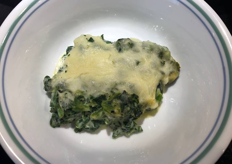 Easiest Way to Prepare Any-night-of-the-week Easter Spinach Casserole 🐥